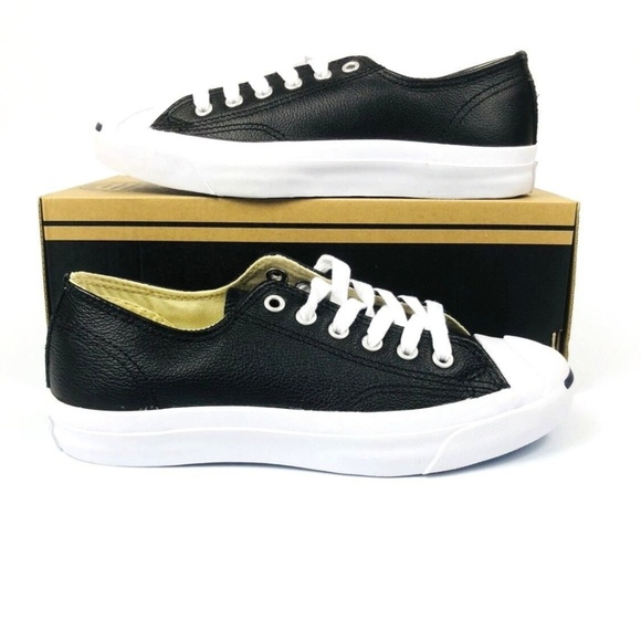 6682fbdb48a0f3 Converse Jack Purcell Leather OX 1S962